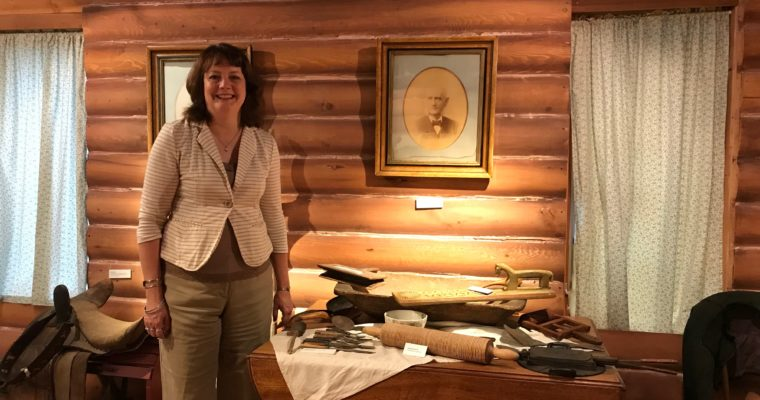 Becky DeGarmeaux: Preserving a Heritage by Emeline Ring