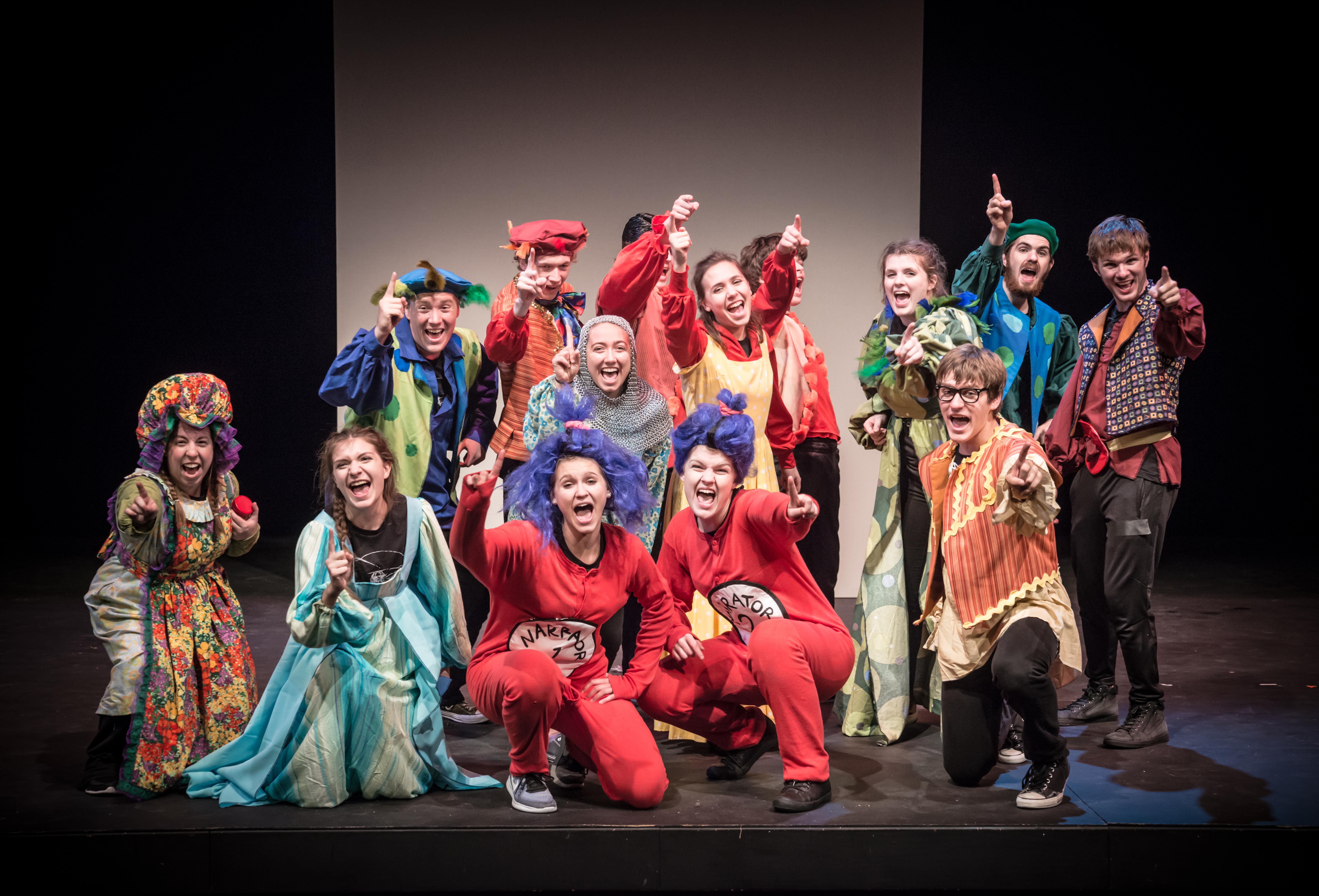 "Celebrating Twenty-Five Years of ""Theatre Physics"" by Elli Gifferson"